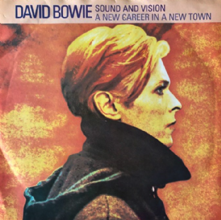"David Bowie - Sound And Vision (7"") (EX/VG-)"